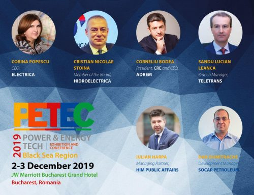 HIM Public Affairs Managing Partner, Iulian Harpa,  moderating today #PETEC2019 Session about 'Advancing Energy Efficiency Across the Value Chain'